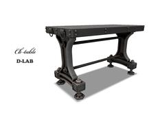 D-LAB -cb-table-ve