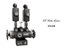 D-LAB CB- Water heater-ve