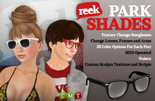Reek - Park Shades - Sunglasses and Eyeglasses