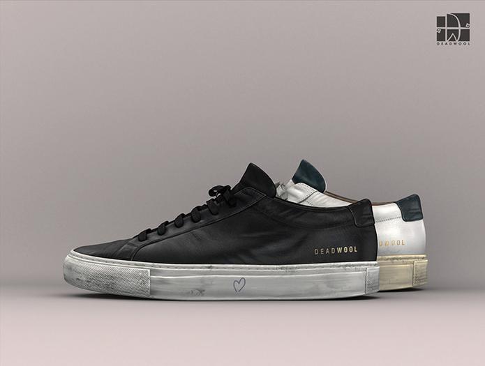 [Deadwool] Chase sneakers - DEMO