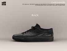 [Deadwool] Chase sneakers - black