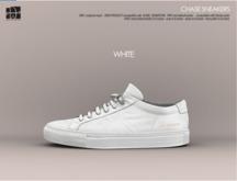 [Deadwool] Chase sneakers - white