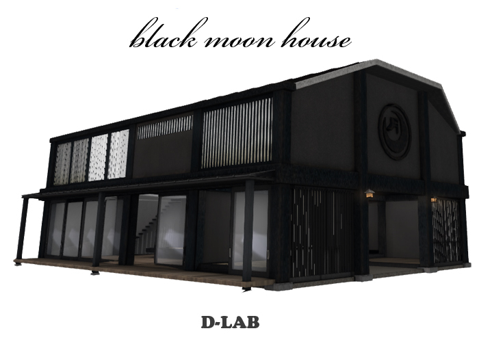 D-LAB black moon house