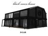 Black moon house