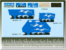 1 Li Mesh Skybox Set by Felix copy-mody
