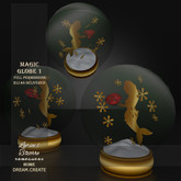 !Lyrical B!zarre Templates! - Magic Globe 2 MESH FP