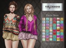 """KiB Designs - Flavia Dress  """"Wear"""""""