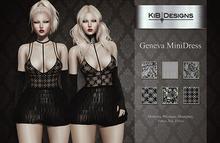 "KiB Designs - Geneva MiniDress ""Wear"""