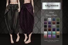 KiB Designs - Ahlai Baggy Pants