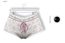 Gawk! Flouncy Panties / Floral 1 - for Maitreya Mesh Body
