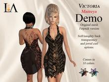 LA-Victoria Dress Demo unpack