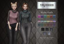 "KiB Designs - Blythe Outfit  ""Wear"""