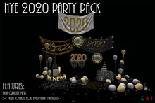 [NB] ~ NYE 2020 Party Pack (boxed)