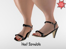 : Tiny Things : Heel Sandals - Peggy