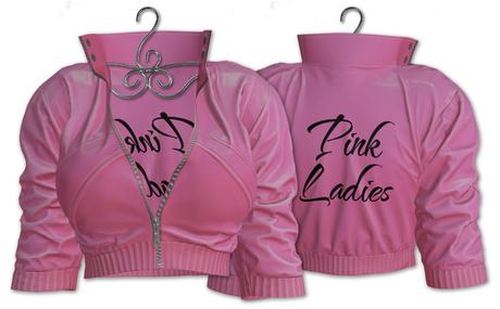 Graffitiwear Pink Ladies Jacket