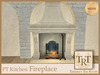 TTR-PT Kitchen Fireplace