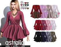Astralia clothing - Loeya Cozy Dress (Fatpack)