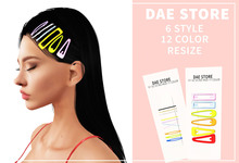= DAE = SIMPLE HAIRPIN ALL PACK