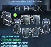 [inZoxi] - Survivalists Gear - Fat Pack