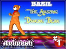 #1 STORE*AMAZING DANCING BEAR (Animesh)-Watch In Action ★★★★★★