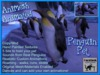 FaceDesk- Animesh Animated Roaming Penguin Pet w/SITS!