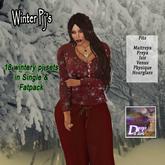 DFF Winter Pjs #1
