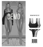 DREAM. Two-Piece Set [DEMO] HG, BBL, 9S JESSICA, SKING REG/BIMBO, EBODY CURVY, LARA ::Kloss::