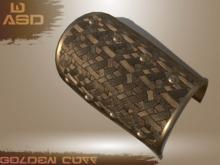 [WASD] Golden Cuff