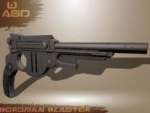 [WASD] Bergman Blaster