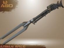 [WASD] Long Rifle