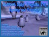 FaceDesk- Animesh Baby Penguin Roaming Follow Pet