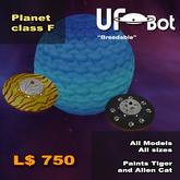 UFOBot Planet Class F