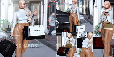 MOVEMENT - Shopping habits