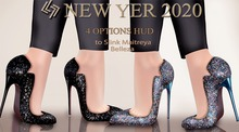 LEGENDAIRE NEW YEARS 2020 HEELS