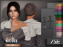 Ade - Nicole Hairstyle (Mix)