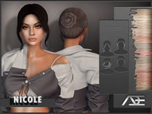 Ade - Nicole Hairstyle (Blondes)