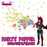 [^DMN^] Party Popper