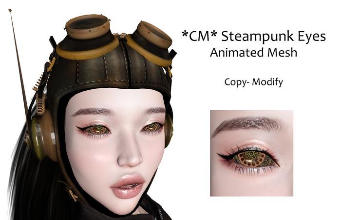 *CM* Steampunk Eyes