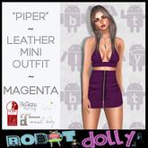 RD - Piper - Bra Top & Mini - Purple MP