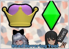 Attached Head Hovering Tool {Vixies]