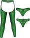 RIOT / Alex Chaps - Emerald Leather   Jake/ Gianni / Slink / Adam / Maitreya / Belleza / Slink