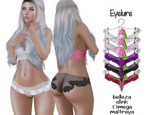 Eyelure APPLIERS Lace Cheeky Panty Pack   Hot Essentials