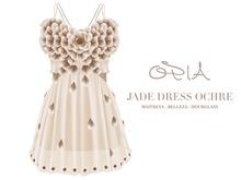 OPIA Jade Dress Ochre