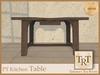 TTR-PT Kitchen Table