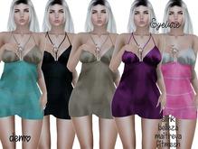 Eyelure Cami Dress  -DEMO-  Fitmesh, Belleza, Maitreya, Slink