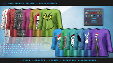 """""""TD"""" XMAS SWEATER FATPACK"""