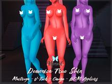 . Hanzel . - Demonica Skin {True} [Maitreya/Omega/BOM]