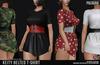 :PC: Keity Belted T-Shirt (Belleza Venus, Isis, Freya, Slink Physique, Hourglass, Maitreya Lara)