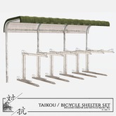 taikou / bicycle shelter (GROUP GIFT)