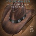 Worn Brown Leather Ice CB Hat Stone's Works